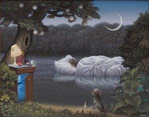 Dream by Jacek Yerka